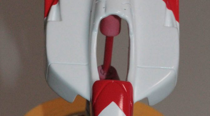製作テキスト・1/43 ペンスキー VoL.38