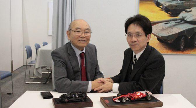 何と!? (株)タミヤ 代表取締役会長 田宮俊作 さん でした。