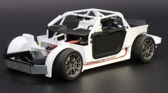 Produce 1/24 フォード マスタング GT4 VoL 86