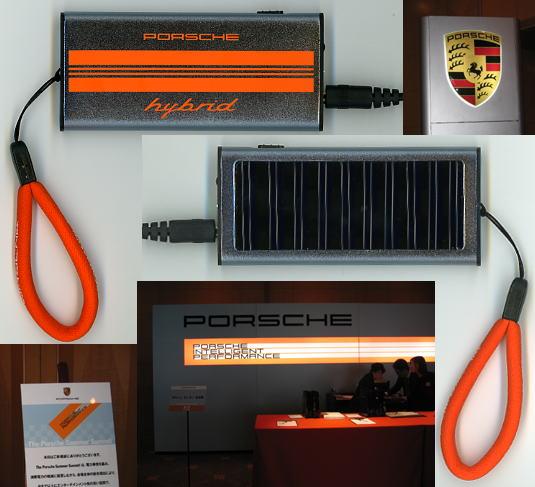 2011 PORSCHE 展示会