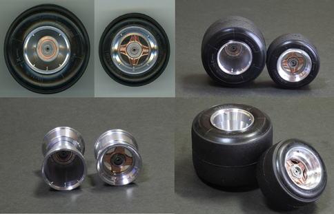 312T4 Wheel
